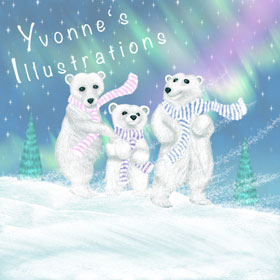 Yvonne Gartside Illustration